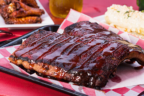 Chad's Ribs Full Rack