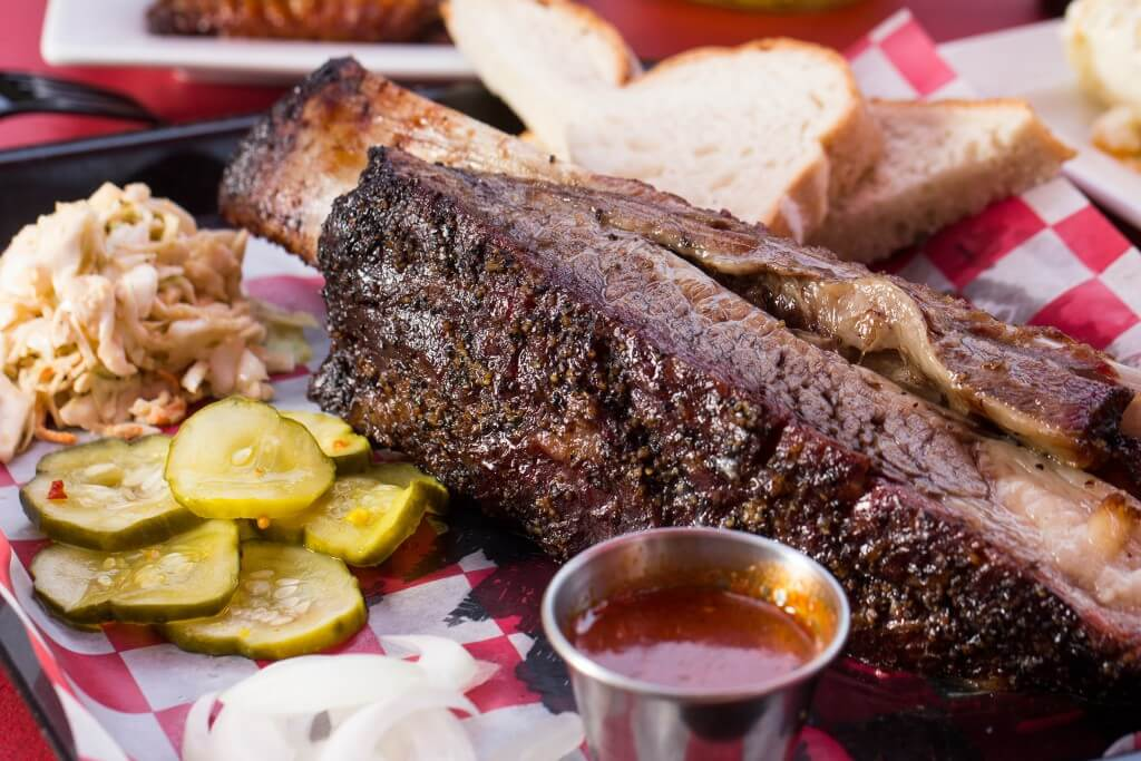 Chad's Rib Bone - BBQ is a Way of Life