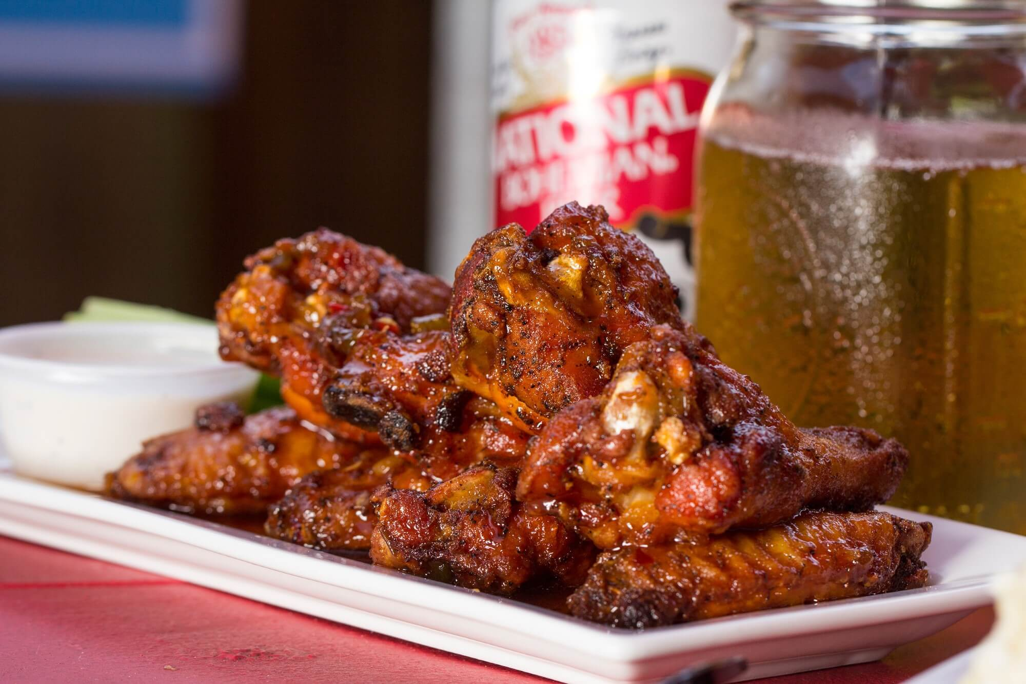 Best Wings in Annapolis - Chad's