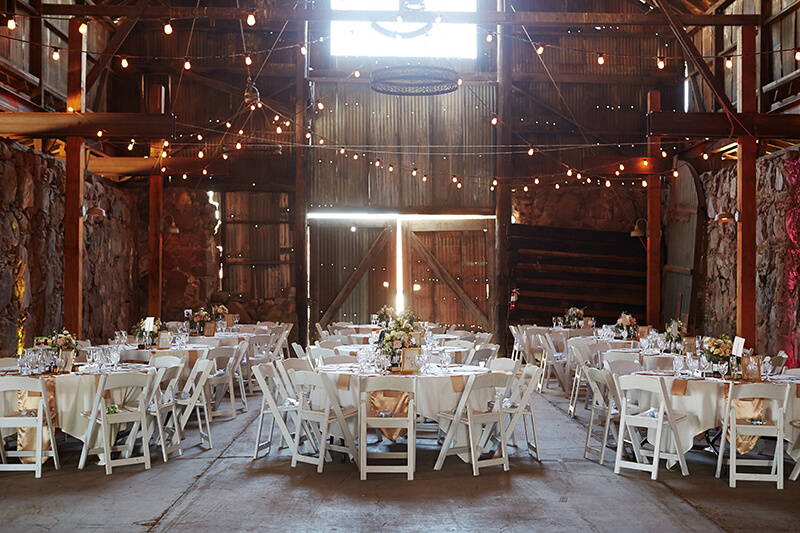 Barn Bbq Wedding