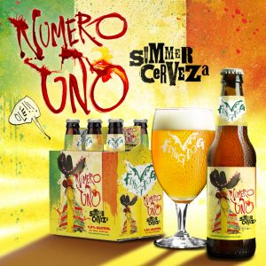 Flying Dog Brewery Numero Uno Maryland Craft Beers