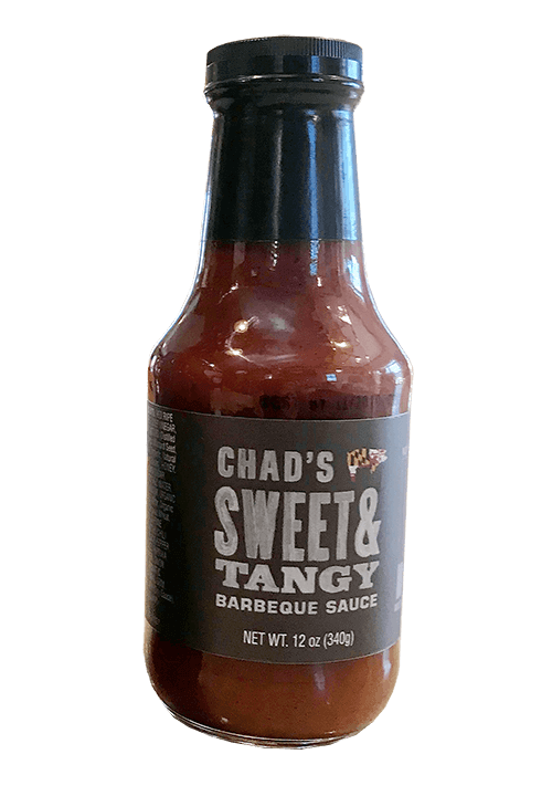 Chad's BBQ Sweet & Tangy Barbeque Sauce