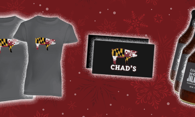Give Chad's Holiday Gifts This Season