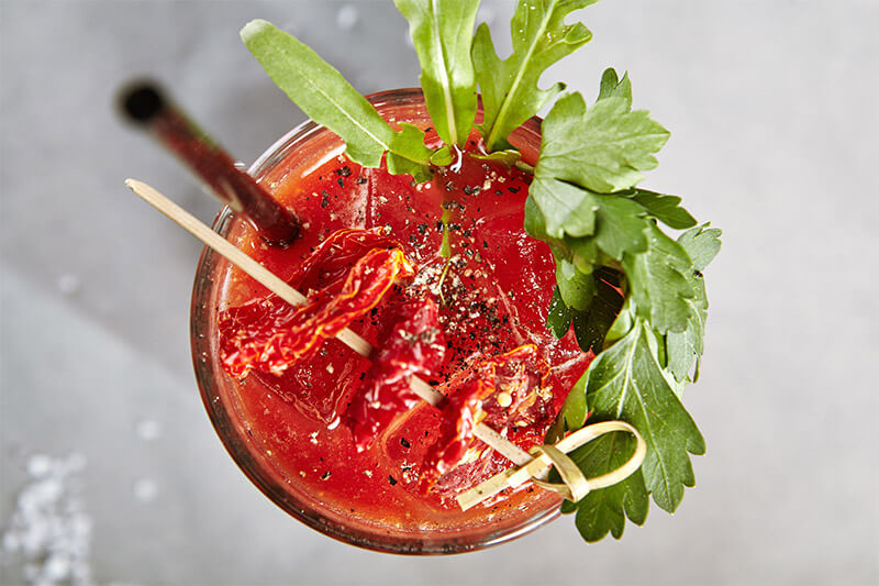 BBQ-infused cocktails Feature