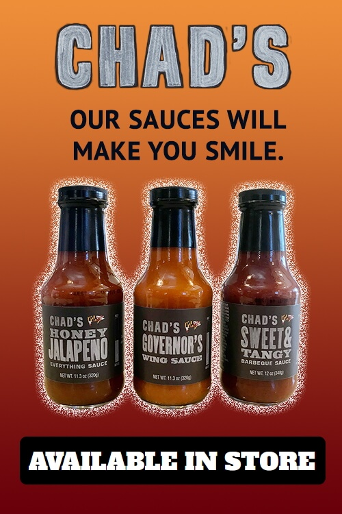 Chad's Sauces