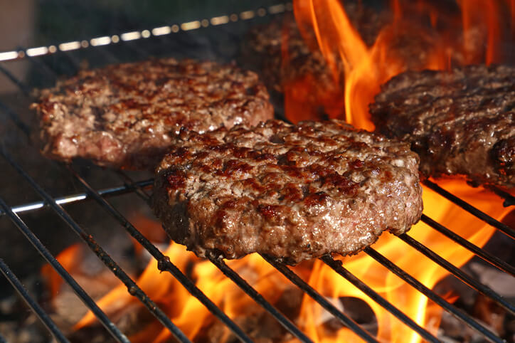 Grilling Burgers - Tips - Chad's BBQ